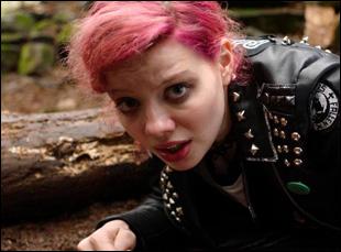 "Chloe Levine in ""The Ranger"""