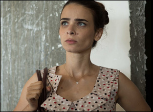 "Liron Ben Shlush in ""Working Woman"""