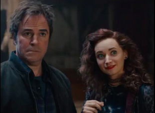 "Roger Bart in ""Ghost Light"""