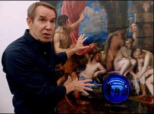 "Jeff Koons in ""The Price of Everything"""