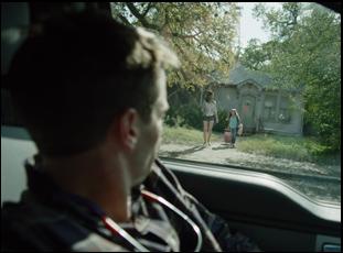 """Jim Cummings in """"Thunder Road"""""""