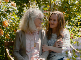 """Blythe Danner and Hilary Swank in """"What They Had"""""""