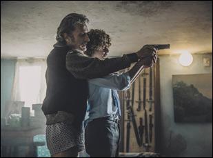 """Lorenzo Ferro in """"El Angel"""""""