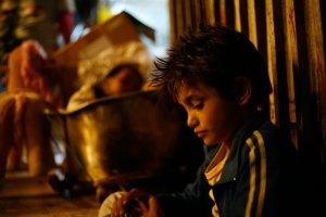 """Zain Al Rafeea in """"Capernaum"""""""
