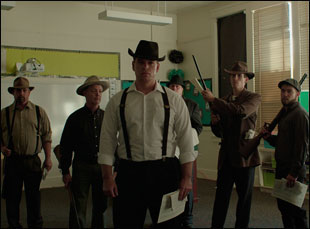 """A scene from """"Bisbee '17"""""""