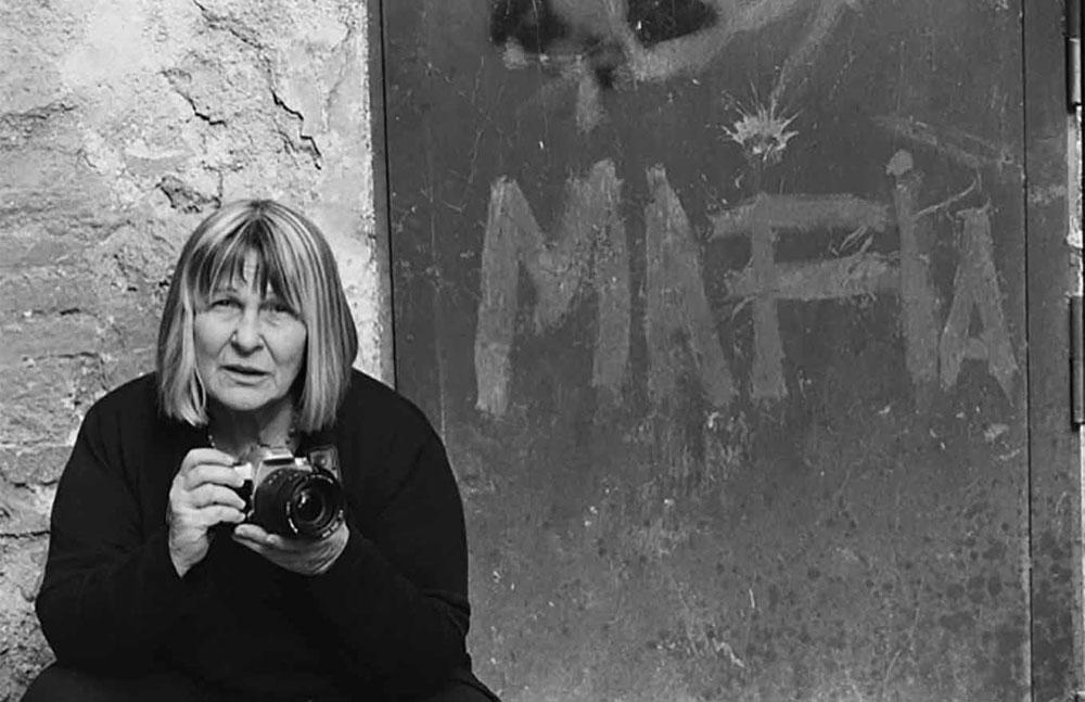 """Letizia Battaglia in """"Shooting the Mafia"""""""