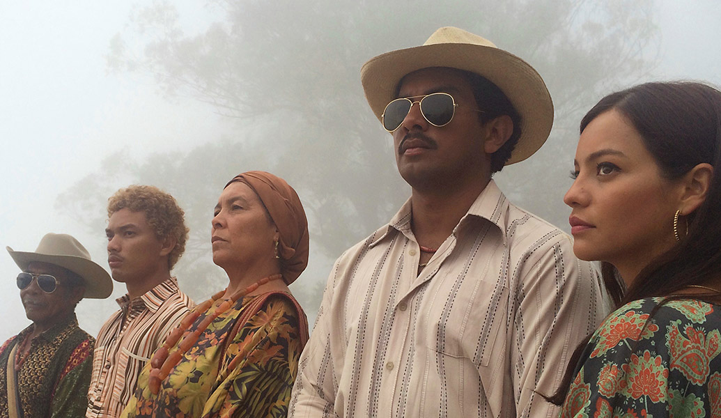 "A scene from Ciro Guerra and Cristina Gallego's ""Birds of Passage"""