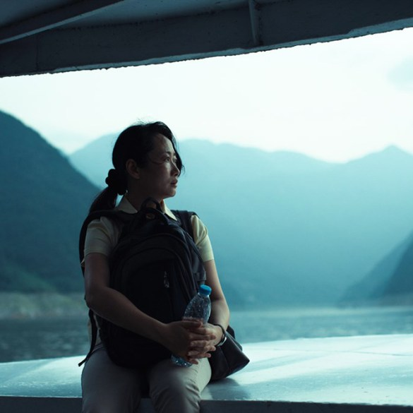 "Zhao Tao in ""Ash is the Purest White"""