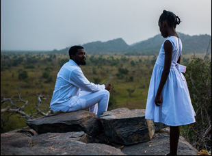 "A scene from Blitz Bazawule's ""The Burial of Kojo"""
