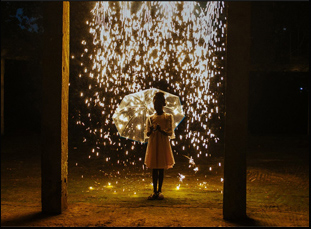 """A scene from Blitz Bazawule's """"The Burial of Kojo"""""""