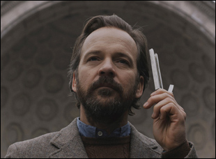 "Peter Sarsgaard in ""The Sound of Silence"""