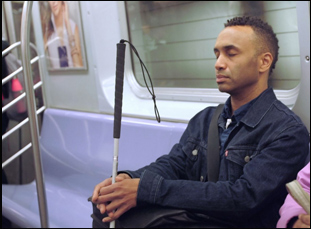 "Rodney Evans in ""Vision Portraits"""