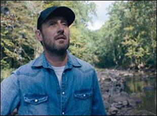 """Josh Stewart in """"Back Fork"""""""