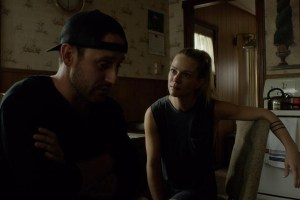 "Josh Stewart and A.J. Cook in ""Back Fork"""