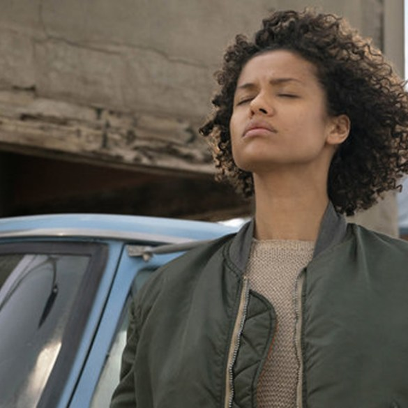 """Gugu Mbatha-Raw in """"Fast Color"""""""