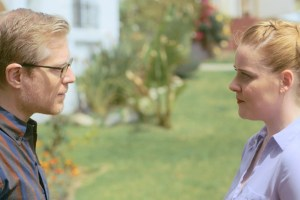 "Anthony Rapp and Vivian Kerr in ""Scrap"""