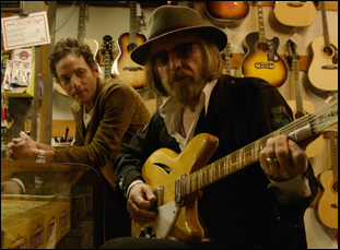 "Tom Petty and Jakob Dylan in ""Echo in the Canyon"""