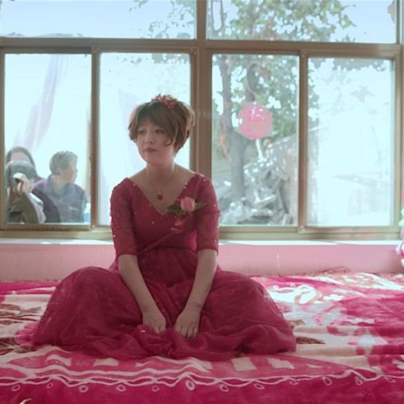 "Gai Qin in ""Leftover Women"""