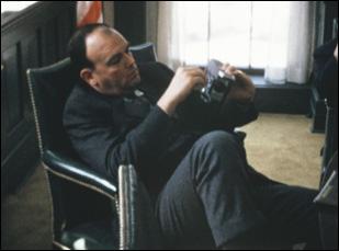 "John Ehrlichman in Penny Lane's ""Our Nixon"""