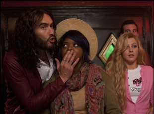 """Russell Brand, Octavia Spencer and Julianne Hough in Diablo Cody's """"Paradise"""""""