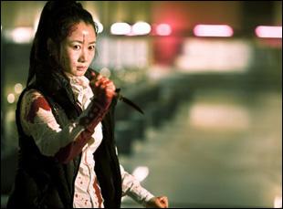 """Zhao Tao in Jia Zhang-Ke's """"A Touch of Sin"""""""