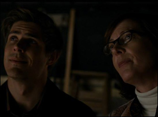 "Chris Lowell and Allison Janney in Maggie Kiley's ""Brightest Star"""