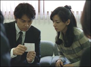 "Masaharu Fukuyama and Machiko Ono in ""Like Father Like Son"""