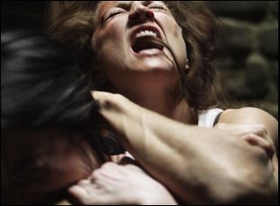 """Zoe Bell in Josh Waller's """"Raze"""""""
