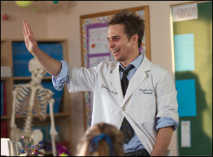 "Sam Rockwell in ""Better Living Through Chemistry"""