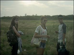 "Gina Piersanti, Giovanna Salimeni in Eliza Hittman's ""It Felt Like Love"""