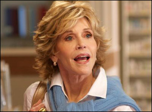 "Jane Fonda in ""Better Living Through Chemistry"""
