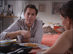 "Thomas Sadoski in ""Take Care"""