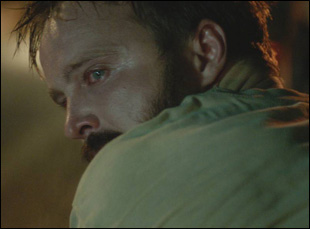 "Aaron Paul in ""Hellion"""