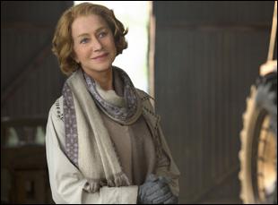 """Helen Mirren in """"The Hundred Foot Journey"""""""