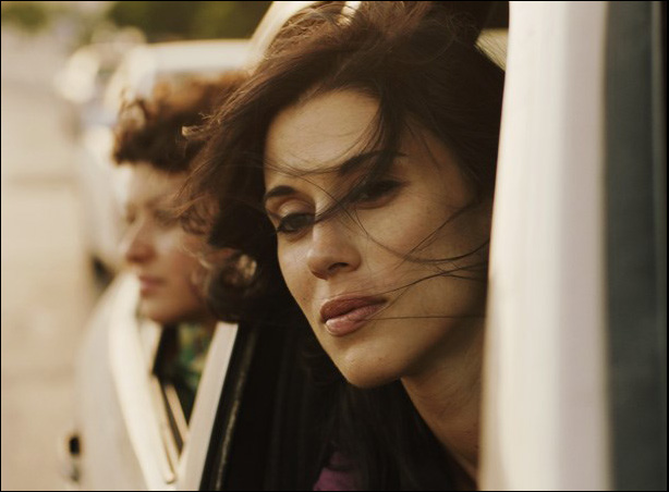 """Cherien Dabis and Alia Shawkat in """"May in the Summer"""""""