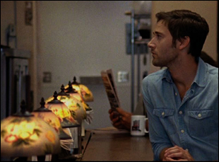 "Ryan Eggold in ""Beside Still Waters"""