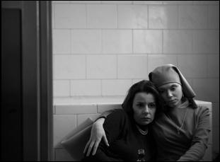 "Agata Trzebuchowska and Agata Kulesza in Pawel Pawlikowski's ""Ida"""