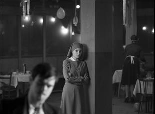 """Agata Trzebuchowska in Pawel Pawlikowski's """"Ida"""""""