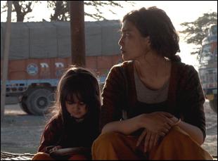 "Geetanjali Thapa and Manya Gupta in ""Liar's Dice"""