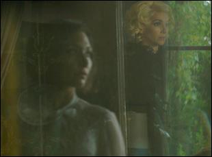 "Chiara D'Anna and Sidse Babett Knudsen in ""The Duke of Burgundy"""