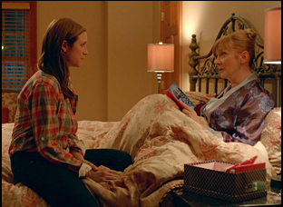 "Brittany Snow and Glenne Headley in ""Dial-A-Prayer"""
