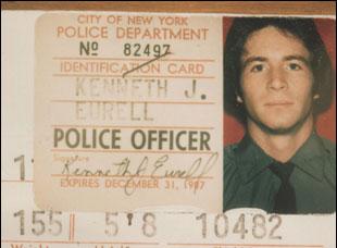 "Ken Eurell in ""The Seven Five"""