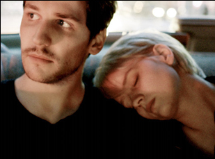 """Felix de Givry and Pauline Etienne in """"Eden"""""""