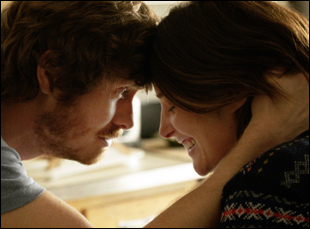 "Anders Holm and Cobie Smulders in ""Unexpected"""