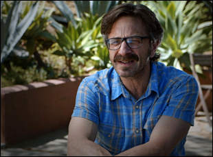 "Marc Maron in ""Call Me Lucky"""