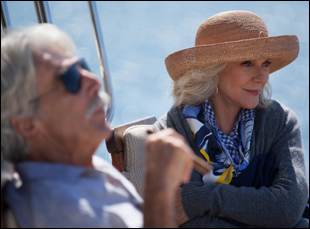 "Sam Elliott and Blythe Danner in ""I'll See You in My Dreams"""