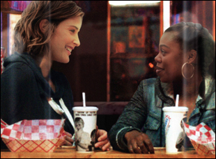 """Cobie Smulders and Gail Bean in """"Unexpected"""""""