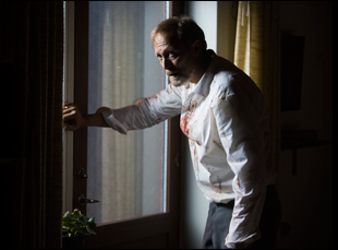 """Lars Mikkelsen in """"When Animals Dream"""""""