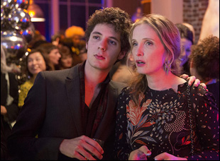 "Vincent Lacoste and Julie Delpy in ""Lolo"""