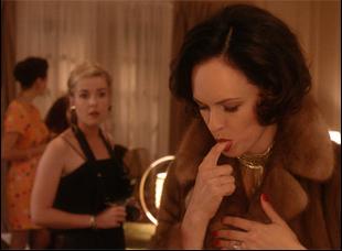 "Anna Margaret Hollyman and Susan May Pratt in ""The Mink Catcher"""